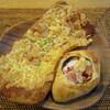 ブーランジェヤマダ - 料理写真:明太パリチーズ、梅しそベーコン