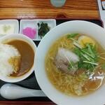 幸村 - 料理写真:ランチ 710円