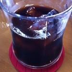 コンツェルト - アイスコーヒー420円