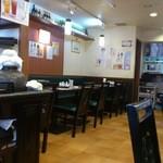 姜太公 - 店内左側