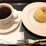 148571839 - ピスターシュとコーヒー