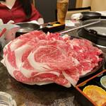 もん善雅 - 最初に良い肉3人前