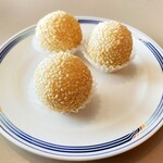 中華料理 桃李 - ゴマ団子