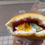 パンの田島 - フルーツミックス 中身