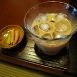 14858799 - 和三盆アイスコーヒー  ¥600