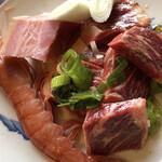 焼肉オックス - このお肉が美味しかった!
