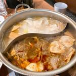 ヤマダモンゴル - 鍋