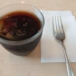 レストラン ボルカノ - アイスコーヒー