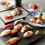 すし割烹 翁鮨 - (ランチ・ディナー)ききょう