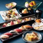 すし割烹 翁鮨 - (ランチ・ディナー)おまかせ寿司会席