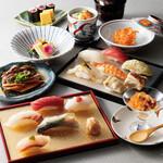 すし割烹 翁鮨 - (ランチ・ディナー)おまかせにぎり寿司特上