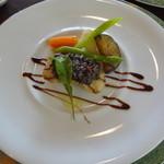 セルフィーユ - 9月17日 魚料理