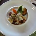 セルフィーユ - 9月17日 肉料理