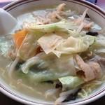 麺点飯 広州 - タンメン