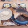 ますや - 料理写真:鮭カマ塩焼