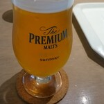 グランドゥ アムール - 生ビール