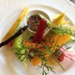 14861926 - 鎌倉野菜のバーニャカウダ