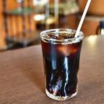 ドリームコーヒー - アイスコーヒー@230円