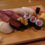 14862357 - 寿司割烹豊魚(ジャンボ寿司)
