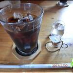 カフェテラスロッジ - セットドリンク アイスコーヒー