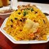 中国菜館 岡田屋 - 料理写真:スタミナ炒飯 (スープ付き780円+大盛り260円)