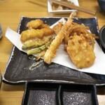 天ぷら徳家 - 料理写真: