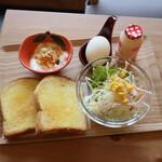 食堂カフェ 瀬里奈 - レギュラーモーニング