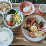 ホテル 美やま - 料理写真:朝食