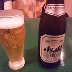 四季園 - ビール中瓶