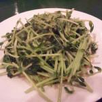 四季園 - \1,580コース(炒め物)