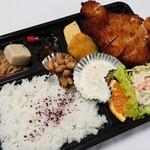 お弁当ハウスまみー - チキン南蛮スペシャル