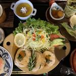 母屋カフェ ときの屋 - 料理写真: