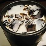 ジューシーブラウン - 手作りコーヒーゼリーもサラダバーで取り放題
