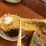 おくまん - 穴子天ぷらリフト\(//∇//)\