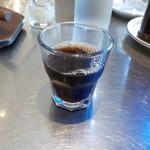 東京オイスターバー&カフェ - アイスコーヒー