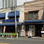 東京オイスターバー&カフェ - 外観