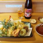 手打ち蕎麦 そば神 - 料理写真:天ぷら