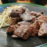 ステーキの志摩 - 料理写真:平日18:30まで限定の「志摩ステーキBig(150g)」1,200円(税込)