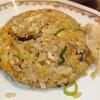 珍遊 - 料理写真:半チャン定食(焼き飯小)