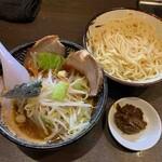 東池袋大勝軒 - もりチャーシュー野菜+カレー玉