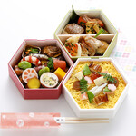 御料理 堀川 - 料理写真:【期間限定】「雛祭り弁当」