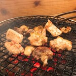 七輪鶏焼 サン -
