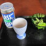 亀山家 - ワンカップ