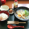おやたま食堂 - 料理写真:醤油ラーメンセット