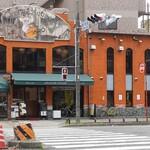 オレンジハウス - 新栄町の地下鉄出口から1本南の通り沿い