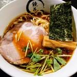 Kyouka - 醤油ラーメン