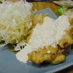 串焼はるちゃん - チキン南蛮。タルタルが絶品
