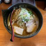 麺処 秋もと - 味噌ラーメン¥1100