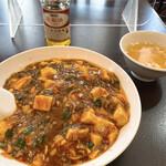 龍華 - 料理写真:麻婆飯