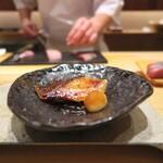 鮨 由う - 銀鱈西京焼き